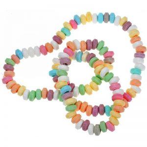 1 stk Candy Necklace / Karamell-Halsband