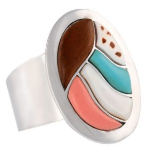 African Style - Flerfärgat Armband