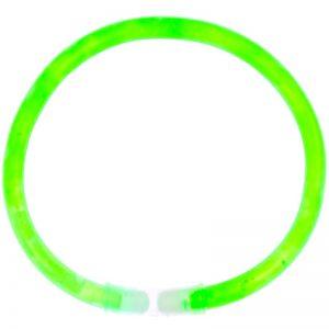 Grön Glow Stick Halsband