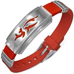 Love for Tribal - Rött Armband