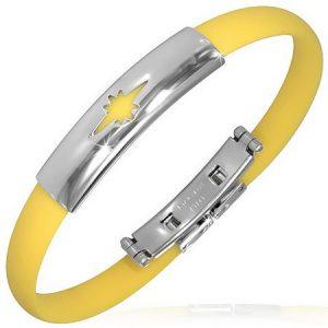 Star - Gult Armband